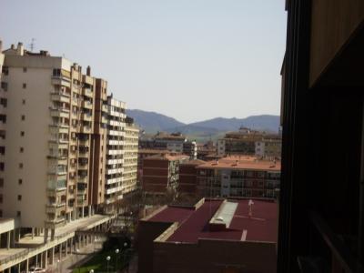 Los montes que se ven desde mi cuarto